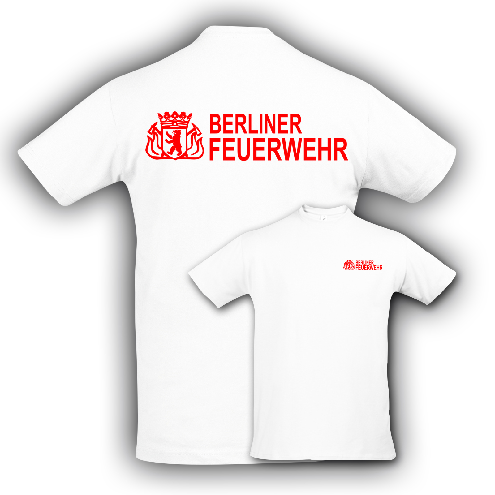 best sneakers 51cce c9908 T-Shirt BF Weiß